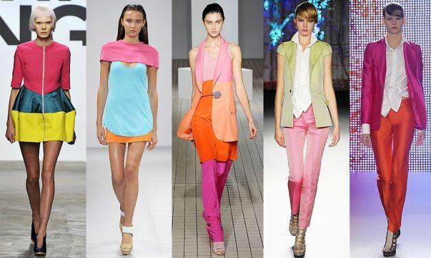 I colori della primavera estate 2014 secondo Pantone
