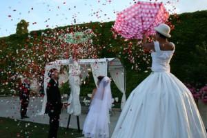 artisti matrimonio