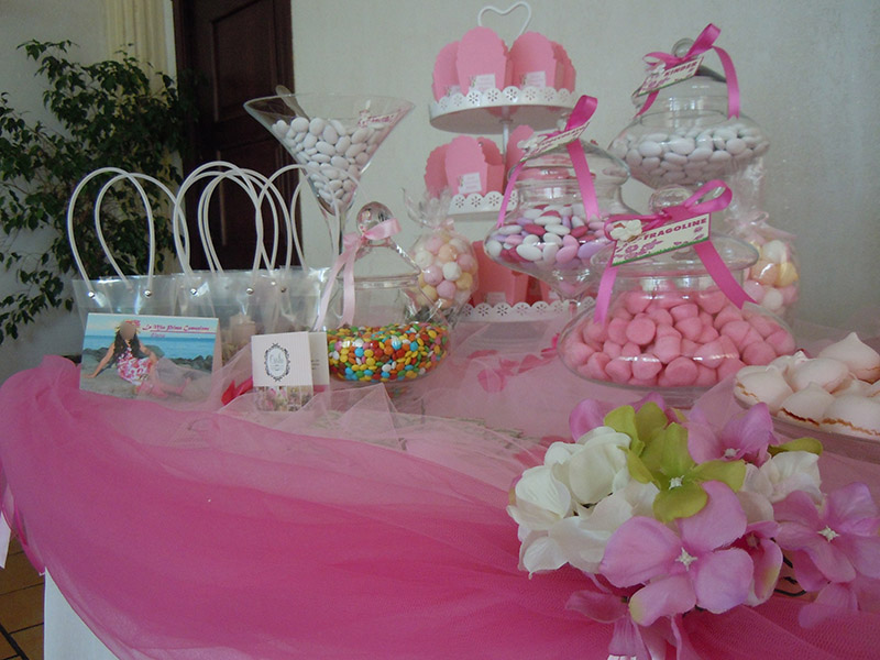 Favorito Comunione Elena | Event & Wedding Planner Napoli ZS09
