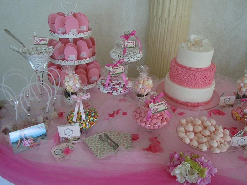 Comunione elena event wedding planner napoli - Tavolo per prima comunione ...