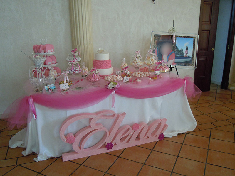 Top Comunione Elena | Event & Wedding Planner Napoli AL42